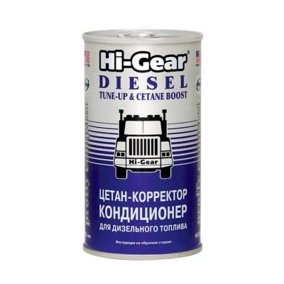 Очиститель-антинагар и тюнинг для дизеля Hi-Gear HG3435 состав на 70-90л 325г