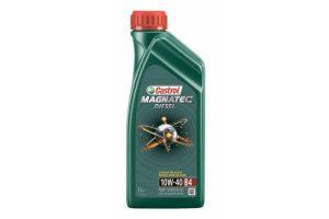 Масло дизельное Castrol Magnatec Diesel В4 10W-40 SL/CF полусинтетика, 1 литр