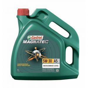 Масло моторное Castrol Magnatec Ford 5W-30 A5 синтетика, 4 литра