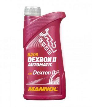 Масло трансмиссионное MANNOL Automatic ATF II-D 1л