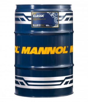 Масло моторное MANNOL Classic 10W-40 SN/CF A3/B4, бочка 208л