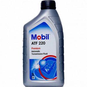 Масло трансмиссионное Mobil ATF DEXRON-II 1л