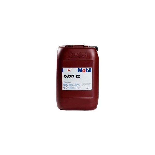 Масло компрессорное Mobil Rarus 425 DIN 51506 VD-L 20л
