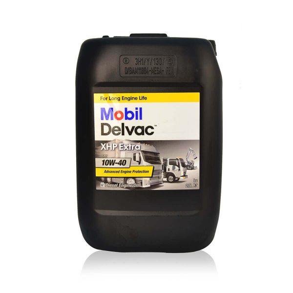 Масло моторное Mobil ХНР Extra 10W-40 E7/E4 полусинтетика 20л