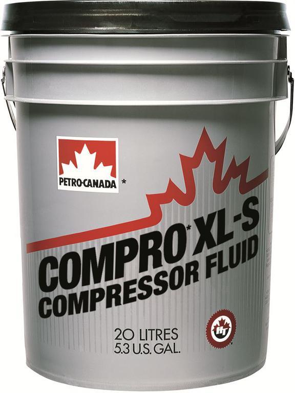 Масло компрессорное PETRO-CANADA COMPRO XL-S COMPRESSOR FLUID 32 20л