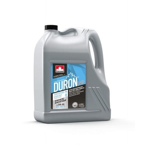 Масло дизельное PETRO-CANADA DURON UHP 5W-40 CL-4+ E9 полусинтетика 4л