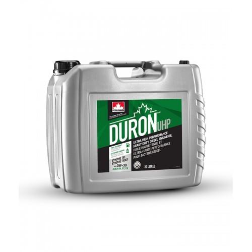 Масло дизельное PETRO-CANADA DURON UHP 5W-30 Е6 Е7 Е9 полусинтетика 20л