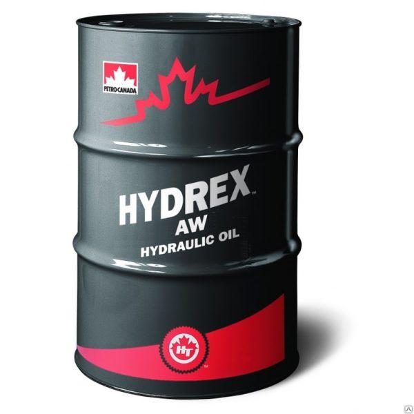 Масло гидравлическое PETRO-CANADA HYDREX XV ALL SEASON, бочка 205л