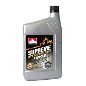 Масло моторное PETRO-CANADA SUPREME SYNTHETIC 0W-30 GF-5 SN синтетика 1л