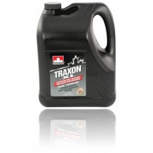Масло трансмиссионное PETRO-CANADA TRAXON XL SYNTHETIC BLEND 75W-90 GL-5/GL-4 J2360 4л