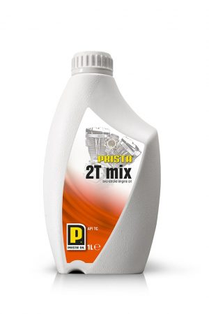 Масло двухтактное PRISTA 2T MIX TC ISO L-EGB 1л
