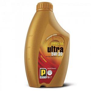 Масло моторное PRISTA ULTRA PLUS 5W-40 SN/SM/CF С3 синтетика 1л