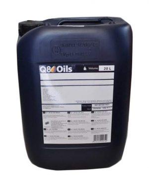 Масло моторное Q8 F Advanced 10W-40 SN/CF A3/B3/B4 полусинтетика 20л