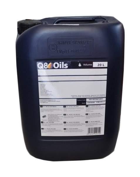 Масло моторное Q8 F Excel 5W-40 SN/CF A3/B4 синтетика 20л
