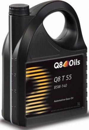 Масло трансмиссионное Q8 T 55 85W-140 5л