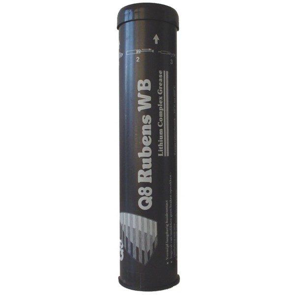 Смазка литиевая Q8 Rubens WB/b многоцелевая синяя 0.4кг