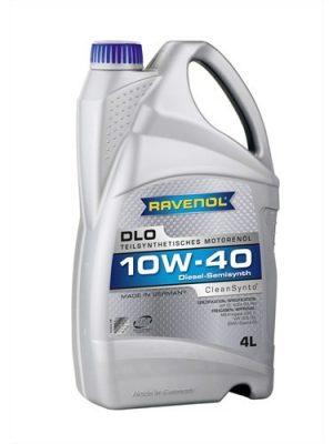 Масло моторное RAVENOL DLO 10W-40 CF A3/B4 полусинтетика 20л