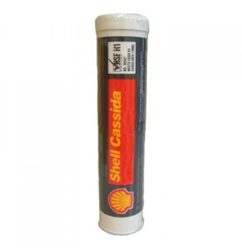 Смазка пластичная Shell Cassida для средне и высокоскоростных подшипников противозадирная 500гр