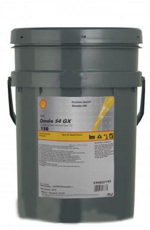 Масло редукторное Shell Omala S4 GX 150 DIN 51517 часть 3 CLP 20л