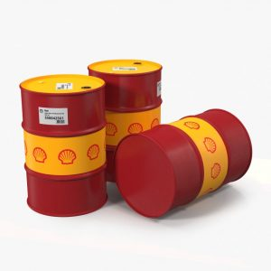 Масло дизельное Shell Rimula R6 М 10W-40 E7/E4 CF синтетика, бочка 209л