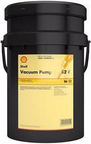 Масло Shell Vacuum Pump Oil S2 R100 ISO6743-3A–DVC для винтовых и пластинчатых вакуумных насосов 20л
