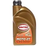 Масло двухтактное SINTEC MOTO 2T 1л