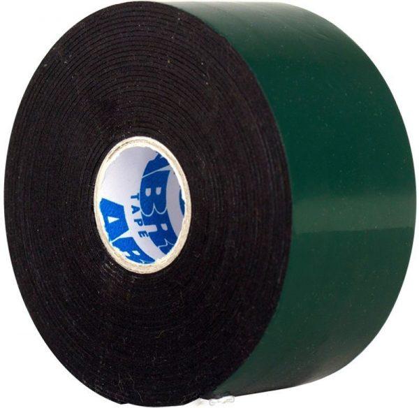 Лента двухсторонняя черная ABRO Masters 40мм*5м