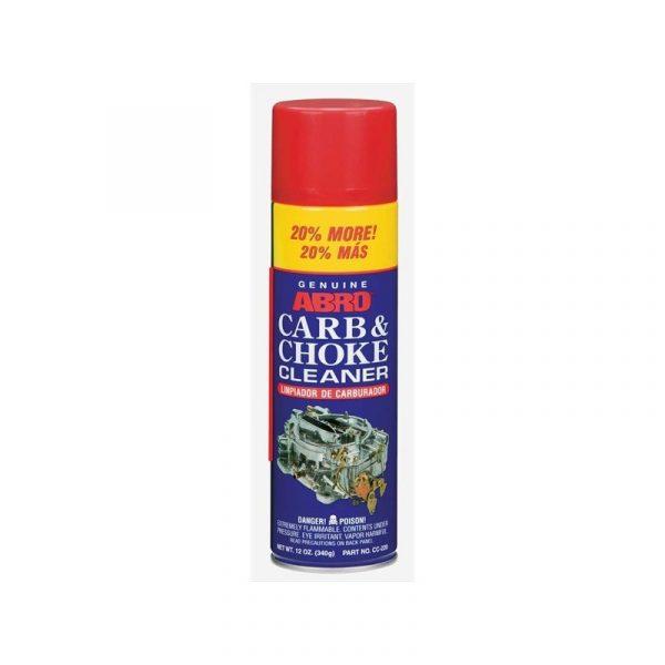 Очиститель карбюратора ABRO CC-220-R 340мл