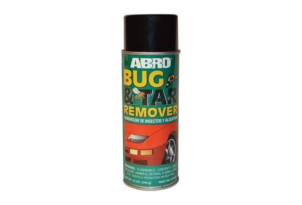 Очиститель битумных пятен и насекомых ABRO BT-422 аэрозоль 340г