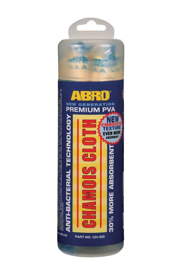Салфетка влаговпитывающая перфорированная ABRO CH-555 большая 43см*68см