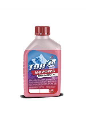 Антифриз ТОП-40 G11 красный 1кг
