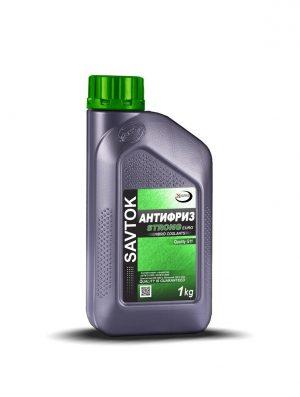 Антифриз SAVTOK EURO STRONG G11 зеленый 1кг