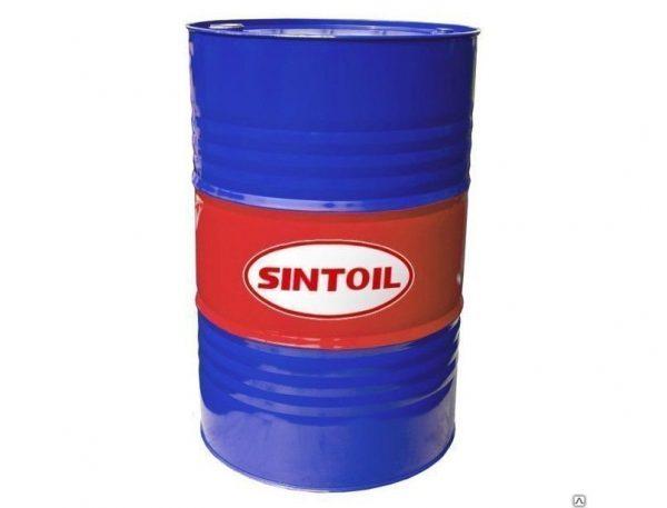 Масло моторное SINTEC Супер 10W-40 SG/CD полусинтетика, бочка 216.5л
