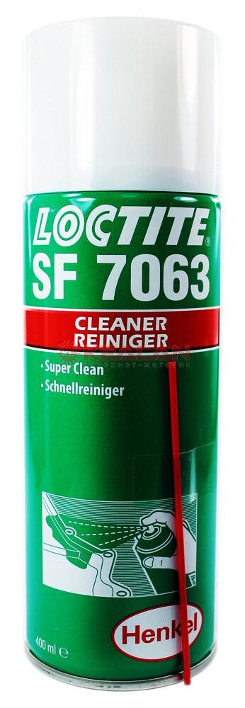Очиститель LOCTITE 7063 быстродействующий для металла и пластмасс 0.15кг