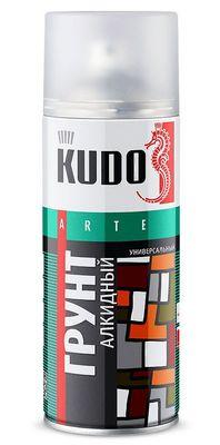 Грунтовка KUDO KU-2001 серая 520мл
