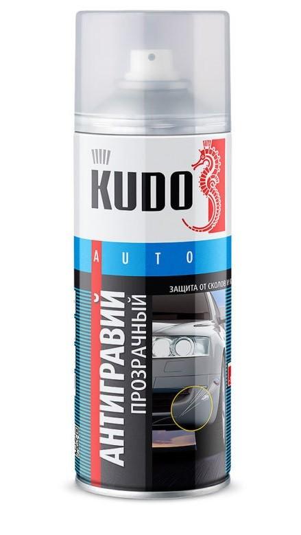Антигравий KUDO KU-5220 бесцветный 520мл