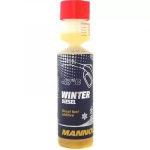 Антигель MANNOL Winter Diesel для дизельного топлива 0.25л