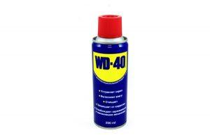 Смазка WD-40 универсальная 200мл
