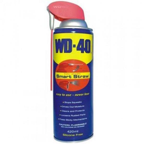 Смазка WD-40 универсальная 420мл