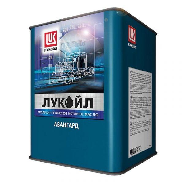 Масло моторное ЛУКОЙЛ Авангард Ультра 15W-40 CI-4/SL 16кг