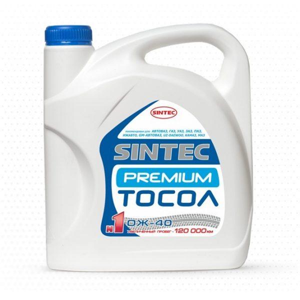 Тосол SINTEC -40С 3л