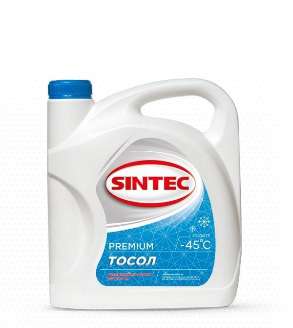 Тосол SINTEC -45С 5л