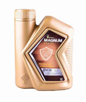 Масло моторное РОСНЕФТЬ Magnum Maxtec 10W-40 SL/CF 1л