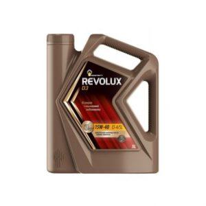 Масло дизельное РОСНЕФТЬ Revolux D3 10W-40 CI-4/SL 5л