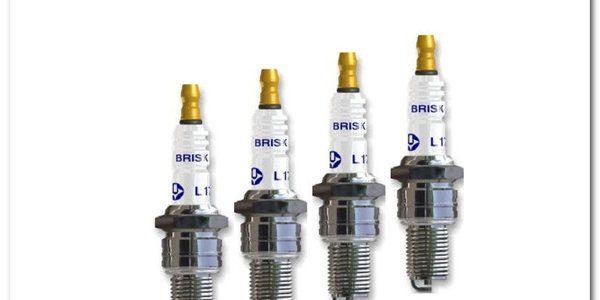 LR15TC BRISK EXTRA Cвеча зажигания 1323 (3х. конт.), 4шт.