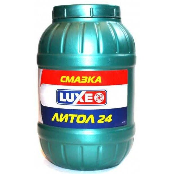 Смазка Литол-24 LUXE 2кг