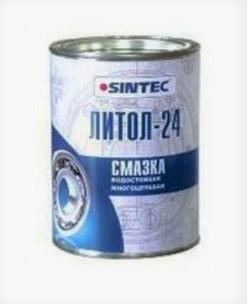 Смазка Литол-24 SINTEC 800гр