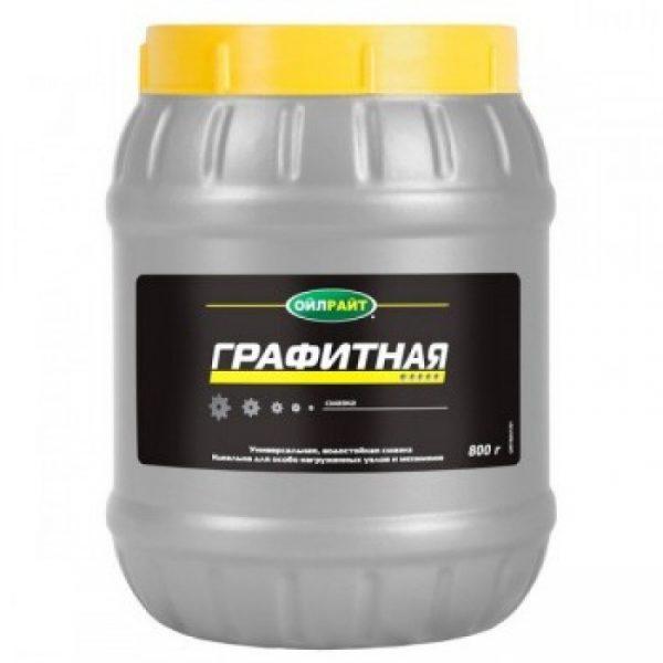 Смазка графитная ОЙЛРАЙТ 800гр