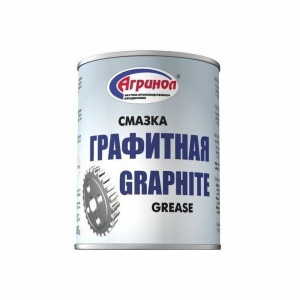 Смазка Агринол Графитная 0.8кг