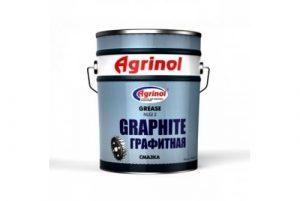 Смазка Агринол Графитная барабан 9кг